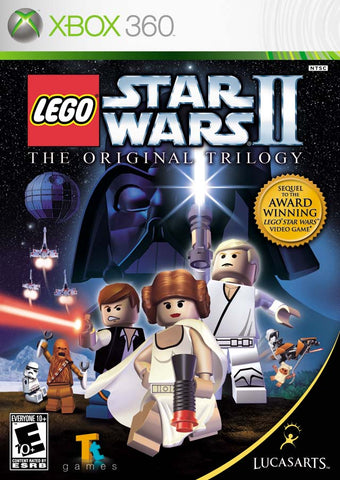 LEGO Star Wars II: The Original Trilogy - Xbox 360
