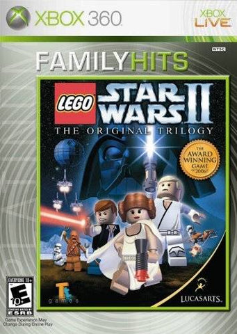 LEGO Star Wars II: The Original Trilogy (Family Hits) - Xbox 360