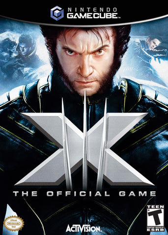 X-Men: The Official Game - GameCube [USED]