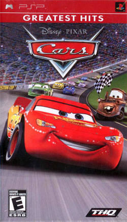 Cars (Greatest Hits) - PSP