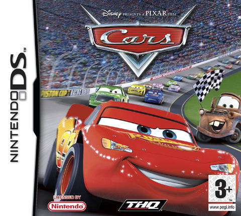 Cars - Nintendo DS