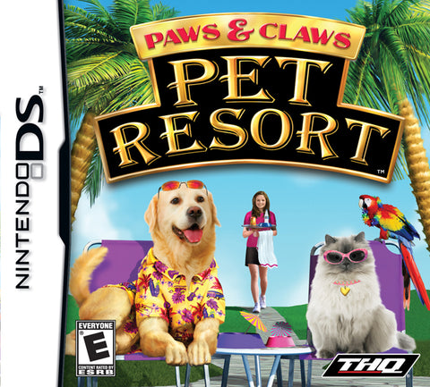 Paws & Claws Pet Resort - Nintendo DS