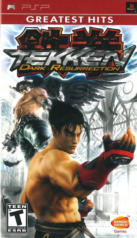 Tekken: Dark Resurrection (Greatest Hits) - PSP