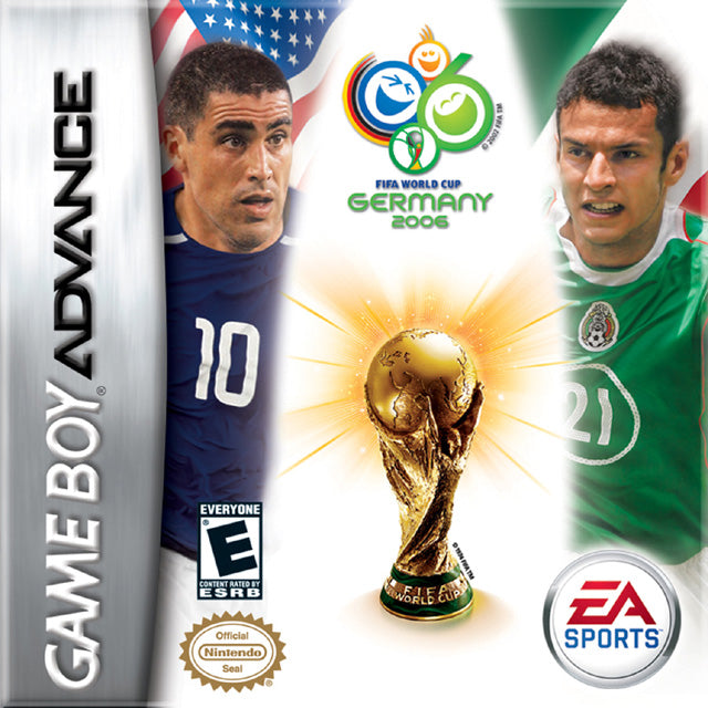 FIFA World Cup: Germany 2006 - Game Boy Advance
