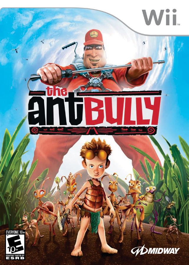 The Ant Bully - Nintendo Wii [NEW]