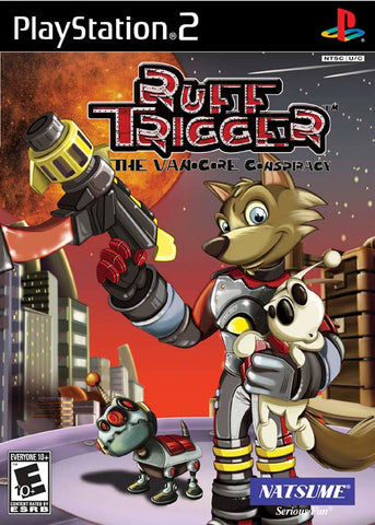 Ruff Trigger: The Vanocore Conspiracy - PlayStation 2