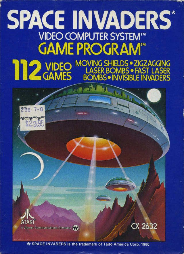 Space Invaders - Atari 2600