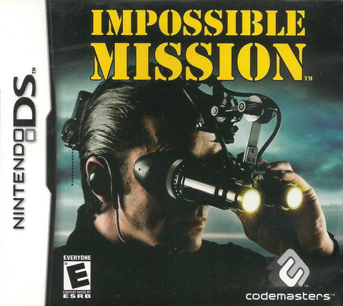 Impossible Mission - Nintendo DS