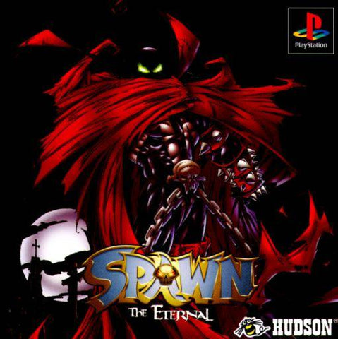 Spawn: The Eternal - PlayStation (Japan)