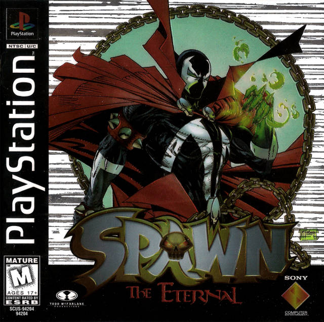 Spawn: The Eternal - PlayStation