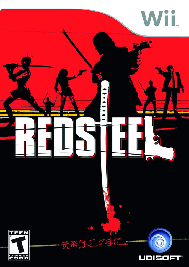 Red Steel - Nintendo Wii [USED]