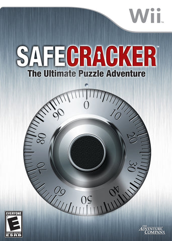 Safecracker: The Ultimate Puzzle Adventure - Nintendo Wii [USED]