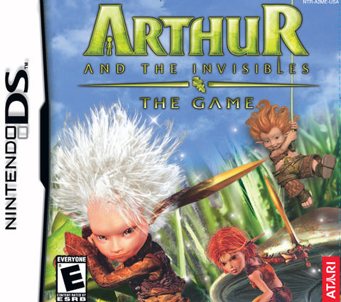 Arthur and the Invisibles: The Game - Nintendo DS