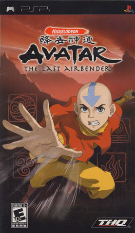 Avatar: The Last Airbender - PSP