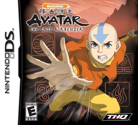 Avatar: The Last Airbender - Nintendo DS