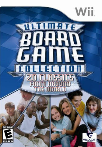 Ultimate Board Game Collection - Nintendo Wii [NEW]