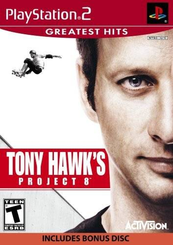 Tony Hawk's Project 8 (Greatest Hits) - PlayStation 2