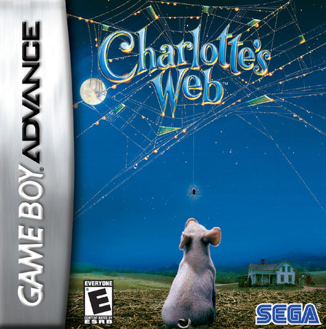 Charlotte's Web - Game Boy Advance [USED]