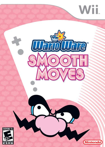 WarioWare: Smooth Moves - Nintendo Wii [USED]