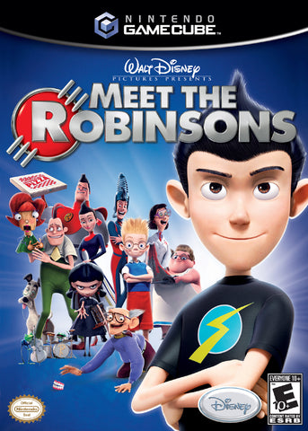 Disney's Meet the Robinsons - GameCube [USED]