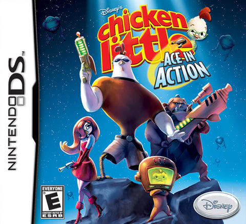 Disney's Chicken Little: Ace in Action - Nintendo DS