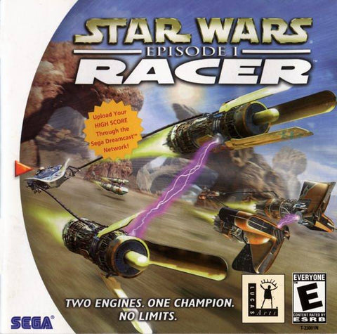 Star Wars Episode I: Racer - SEGA Dreamcast