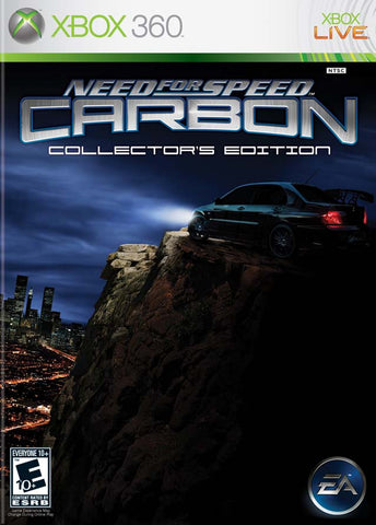 Need for Speed Carbon (Collector's Edition) - Xbox 360