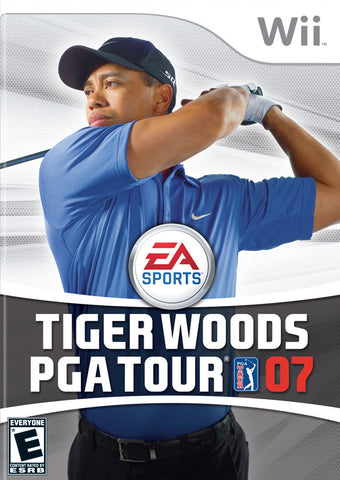 Tiger Woods PGA Tour 07 - Nintendo Wii [USED]
