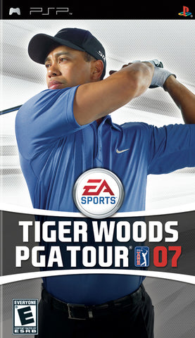 Tiger Woods PGA Tour 07 - PSP