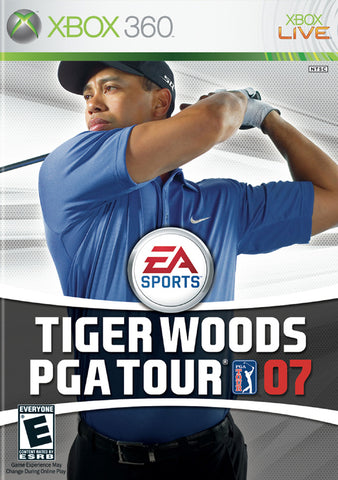 Tiger Woods PGA Tour 07 - Xbox 360