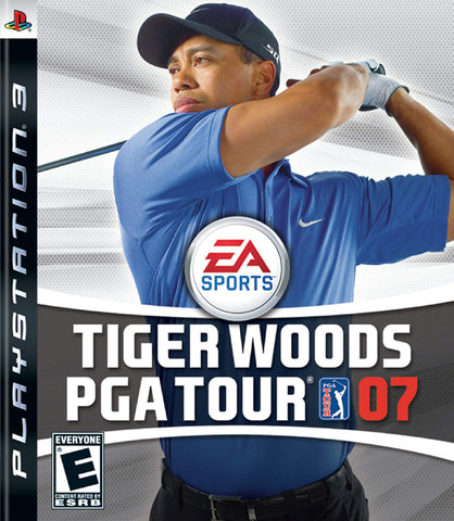 Tiger Woods PGA Tour 07 - PlayStation 3