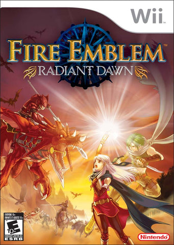 Fire Emblem: Radiant Dawn - Nintendo Wii [NEW]