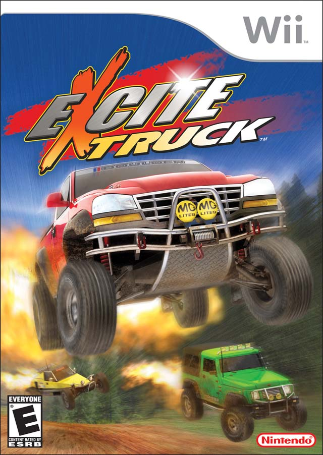 Excite Truck - Nintendo Wii [USED]