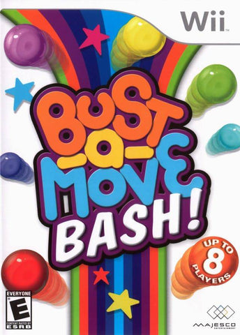 Bust-A-Move Bash! - Nintendo Wii [USED]