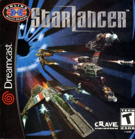 StarLancer - SEGA Dreamcast [NEW]