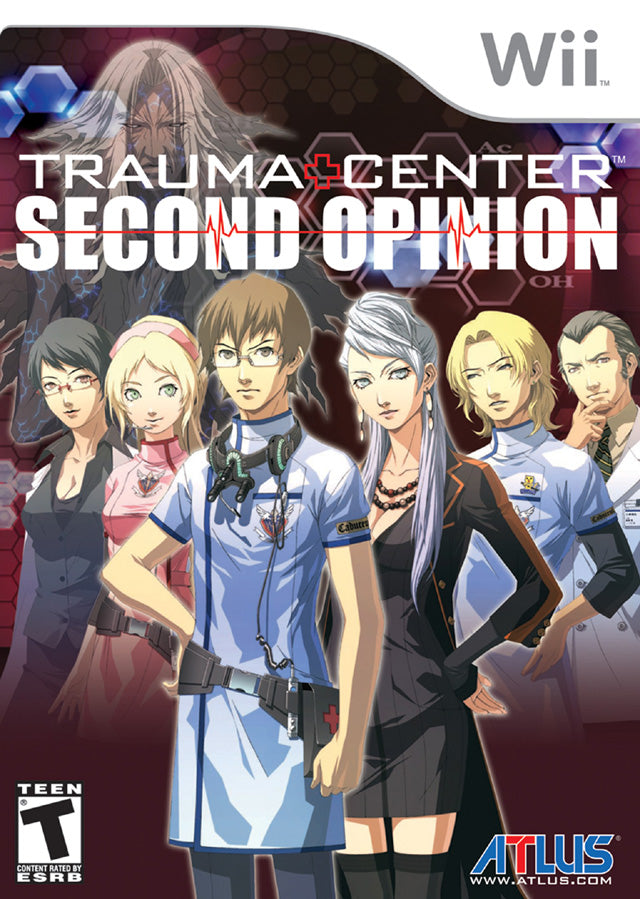Trauma Center: Second Opinion - Nintendo Wii [USED]