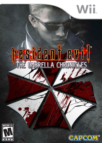 Resident Evil: The Umbrella Chronicles - Nintendo Wii [USED]