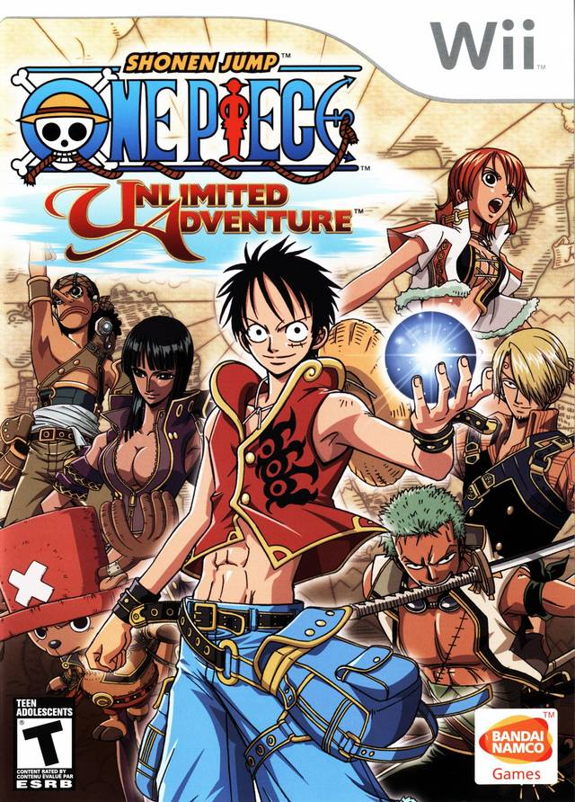 One Piece: Unlimited Adventure - Nintendo Wii [USED]