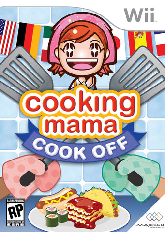 Cooking Mama: Cook Off - Nintendo Wii [USED]