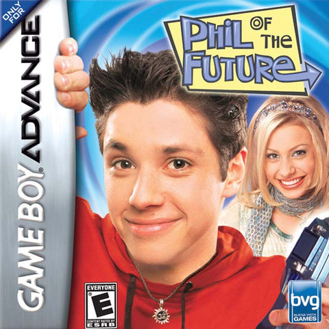 Phil of the Future - Game Boy Advance [NEW]