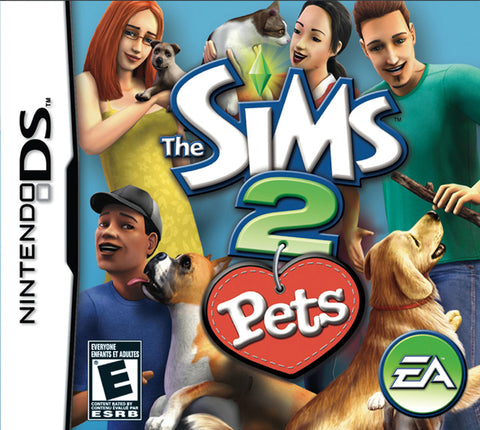The Sims 2: Pets - Nintendo DS