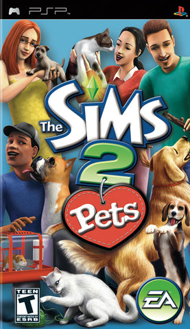 The Sims 2: Pets - PSP