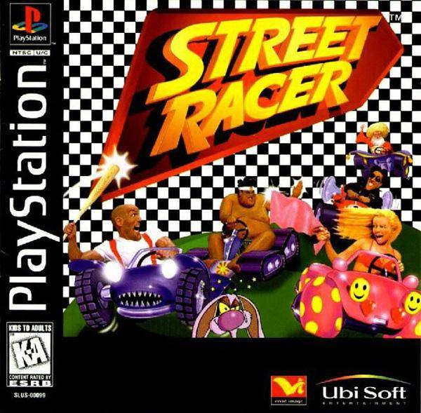 Street Racer - PlayStation