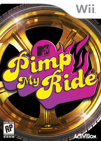 Pimp My Ride - Nintendo Wii [USED]
