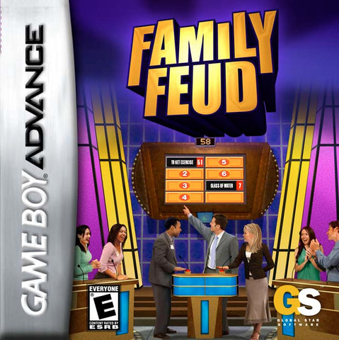 Family Feud - Game Boy Advance [USED]