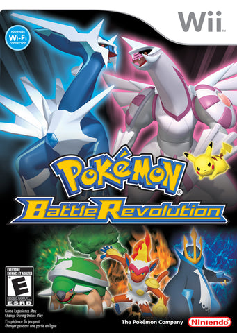 Pokemon Battle Revolution - Nintendo Wii [USED]