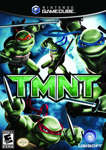 TMNT - GameCube [USED]