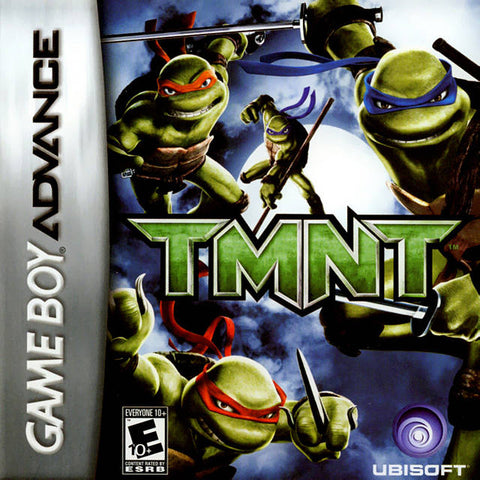 TMNT - Game Boy Advance [USED]