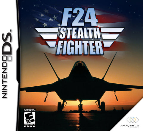F24: Stealth Fighter - Nintendo DS