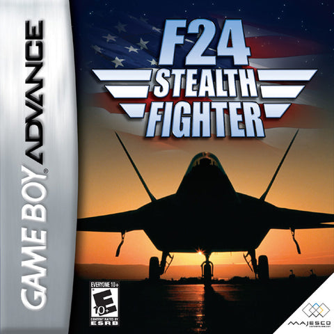 F24: Stealth Fighter - Game Boy Advance [USED]